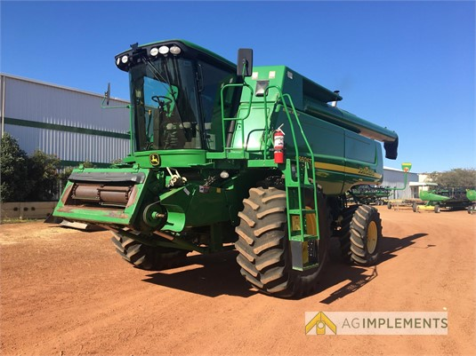 2007 John Deere 9660 STS Ag Implements  - Farm Machinery for Sale