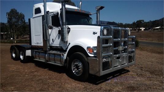 2007 International 9900i Eagle Black Truck Sales - Trucks for Sale