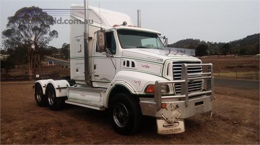Sterling AT9500 Black Truck Sales - Trucks for Sale