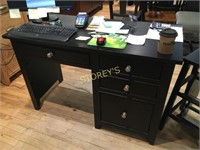 Oak Desk - 46 x 22 x 30