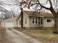 Sun, Feb. 16th Charleston, IL Home at Online Only Auction
