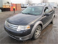 2009 FORD TAURUS X SEL 177276 KMS
