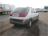 2005 BUICK RENDEZVOUS 190195 KMS