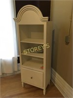 White Maple Cabinet - 24 x 16 x 70