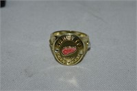 Detroit Red Wings Ring Size 11.5