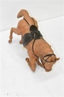 """Leather Horse 14"""" Long"""