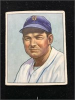 1950 Bowman Gum George Kell Baseball Card