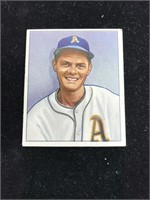 1950 Bowman Gum Eddie Joost Baseball Card