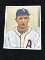 1950 Bowman Gum Pete Suder Baseball Card