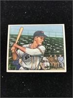 1950 Bowman Gum Don Mueller Baseball Card