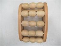 (2) Spa Pleasures Wooden Ball Foot Massager