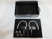 BÖHM S6 Leather Bluetooth Headphones - Black