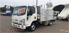 2009 Isuzu NPR300 Crane Truck