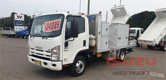 2009 Isuzu NPR300 Used Isuzu Trucks - Trucks for Sale