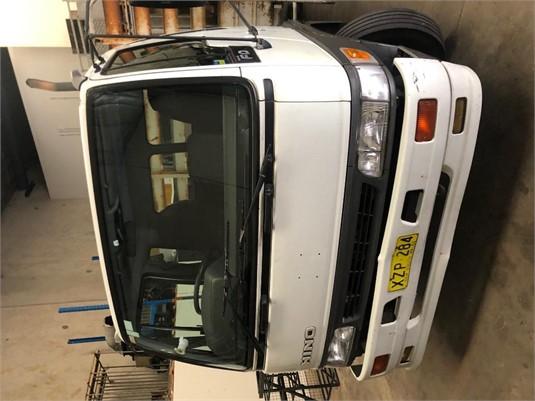 2002 Hino FD2J - Trucks for Sale