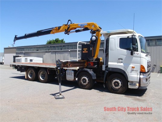 2013 Hino 700 Series South City Truck Sales - Trucks for Sale