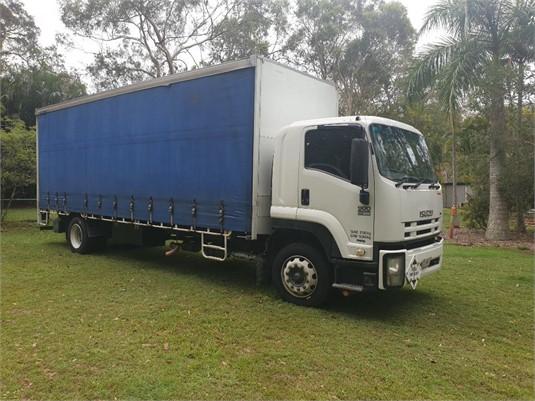 2008 Isuzu FTR 900 Long Premium AMT - Trucks for Sale
