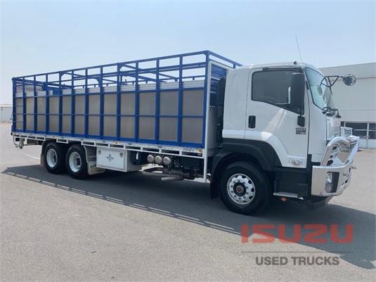 2017 Isuzu FXY Used Isuzu Trucks - Trucks for Sale