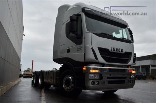 Iveco Stralis ASL560 - Trucks for Sale