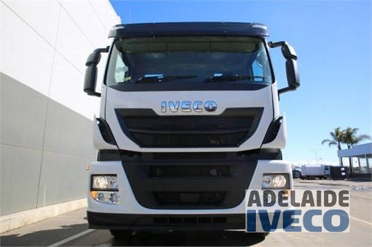 2018 Iveco Stralis AD450 Adelaide Iveco - Trucks for Sale