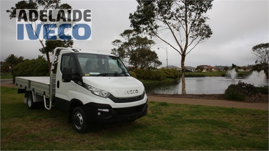 2019 Iveco Daily 45C17 Adelaide Iveco - Light Commercial for Sale