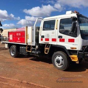 2007 Isuzu FSS 550 4x4 - Trucks for Sale