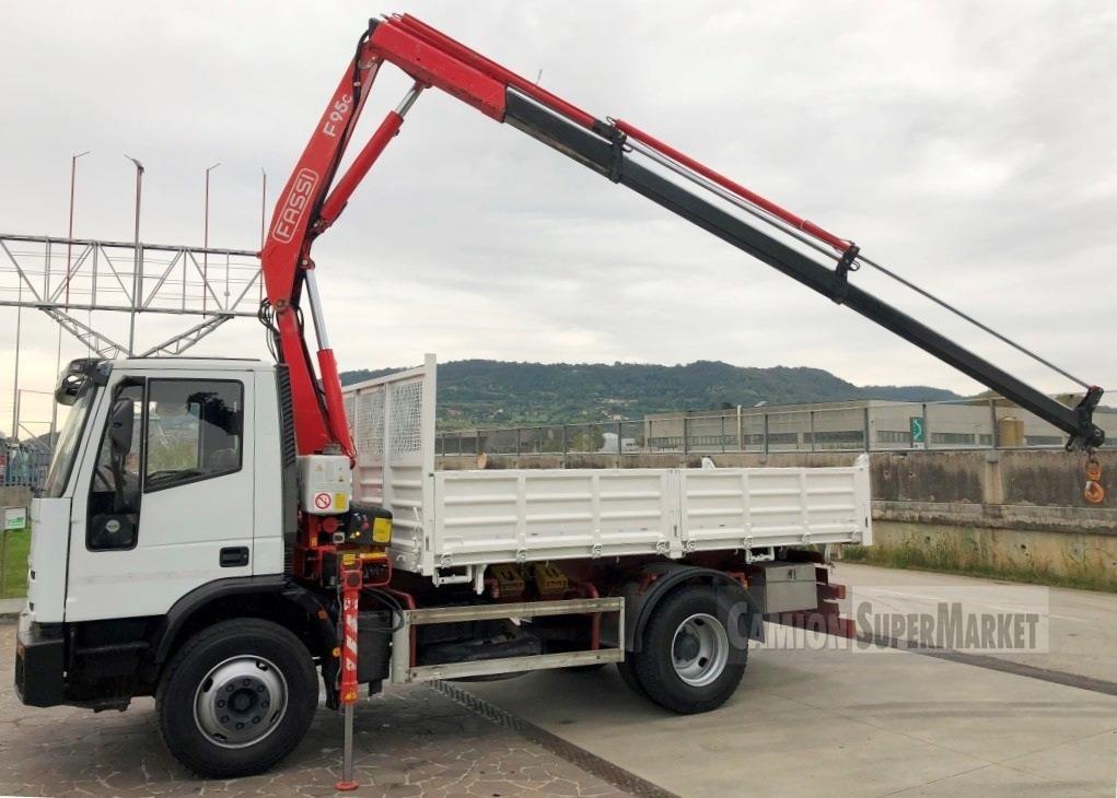 Iveco EUROCARGO 150E23 used 2000