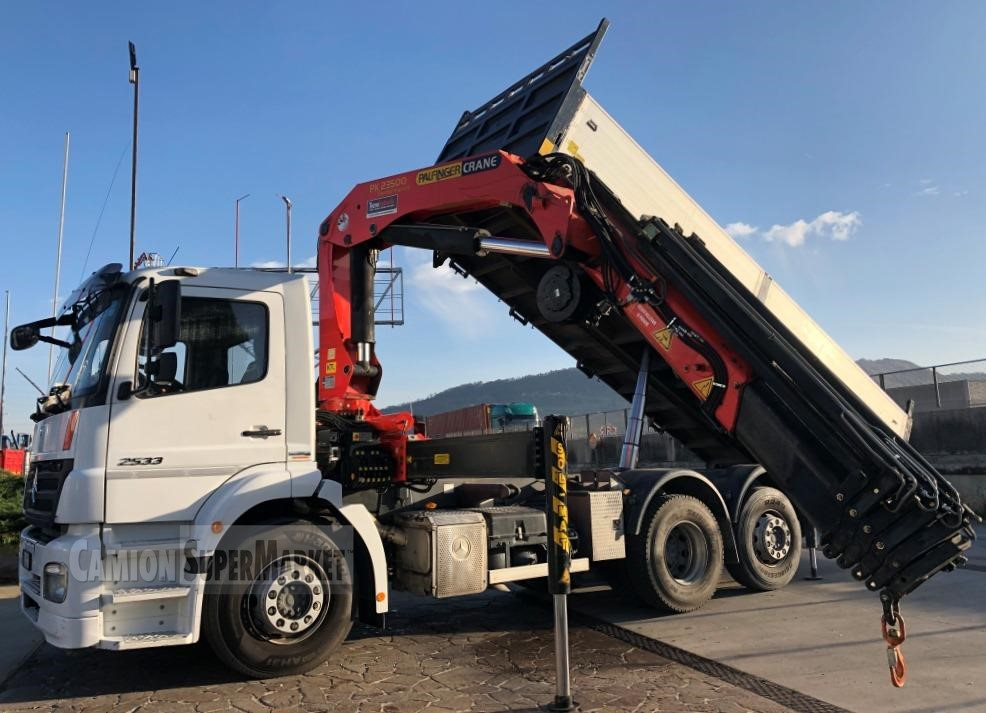 Mercedes-Benz AXOR 2533 used 2008
