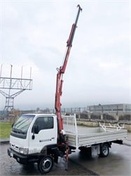 NISSAN CABSTAR TL35  used