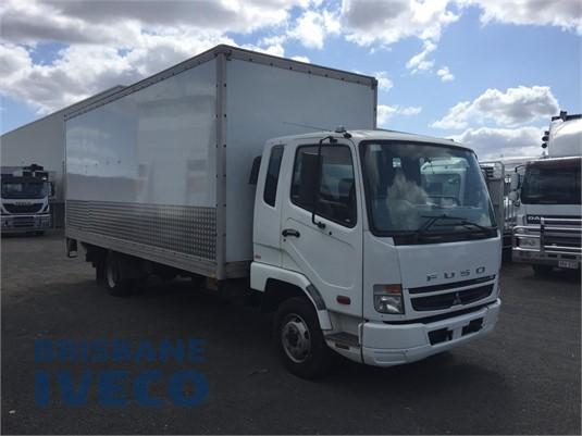 2009 Mitsubishi Fighter FK6.0 Iveco Trucks Brisbane - Trucks for Sale