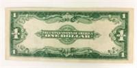 1923 $1 Large Silver Certificate Spellman/White