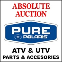 ABSOLUTE Auction of 1000's of ATV, UTV and lawnmower parts