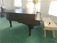 Baby Grand Piano & Estate Contents Auction