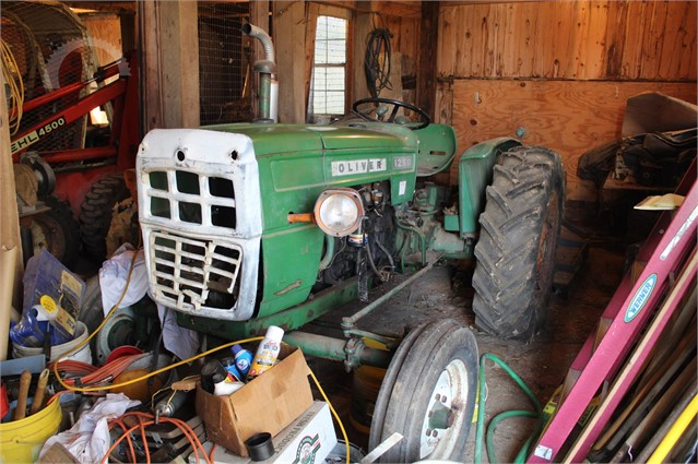 1966 OLIVER 1250 at AuctionTime.com