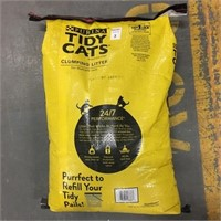 40LBS PURINA TIDY CATS CLUMPING LITTER