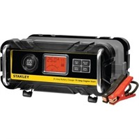 STANLEY 12-VOLT BATTERY CHARGER