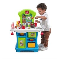 LITTLE COOKS PLAY KITCHEN STEP 2
