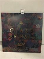 ZABA GLASS ANIMAL RECORD ALBUM