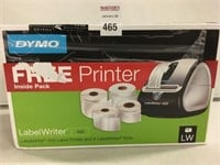 DYMO LABEL WRITER 450 LABEL PRINTER