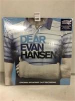 DEAR EVAN HANSEN RECORD ALBUM