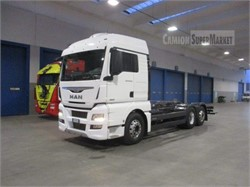 MAN TGX26.520LL  used