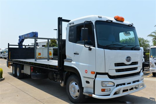 2008 Nissan Diesel other - Trucks for Sale