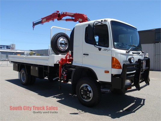2006 Hino GT1J 4x4 South City Truck Sales  - Trucks for Sale