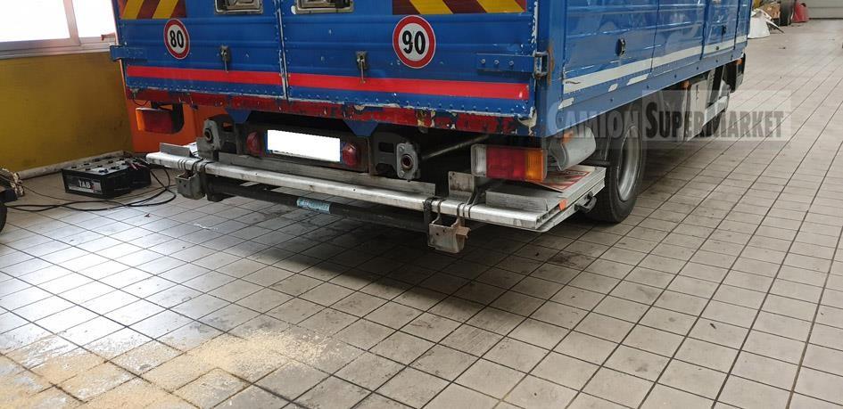 Iveco EUROCARGO 75E18 used 2007 Lombardia