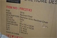 Daphne Adjustable Floor Recliner