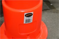 (2) Pioneer Stackable High Visibility Cones