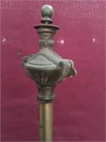 Vintage Metal Lamp Post