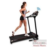 Serene Life Smart Digital Folding Treadmill