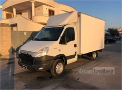 IVECO DAILY 33S13  used