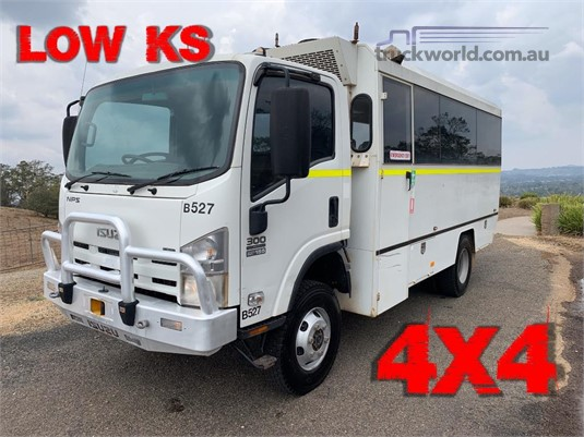 2010 Isuzu NPS 300 4x4 Southern Star Truck Centre Pty Ltd - Trucks for Sale